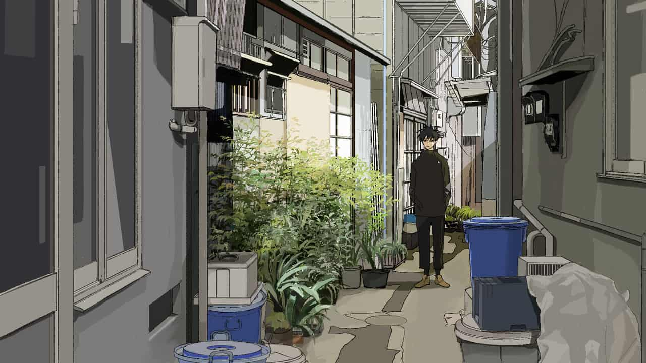 路地裏の伏黒 Illust of なた JujutsuKaisen Megumi_Fushiguro