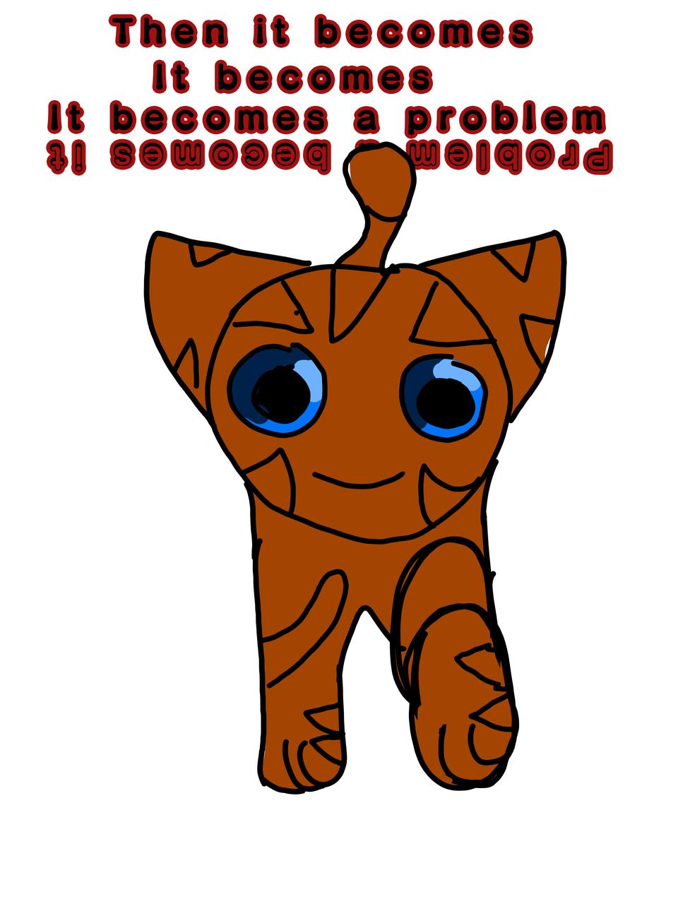 W.I.P Illust of Maple medibangpaint WIP sleepwalk warriorcats wipp