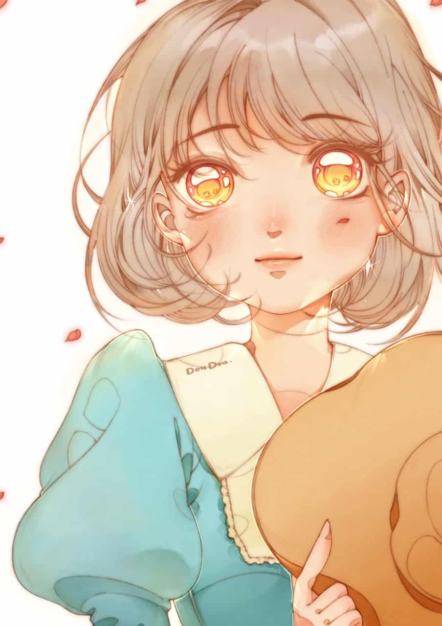ソフィー Illust of 豆油 ソフィー girl HowlsMovingCastle cute