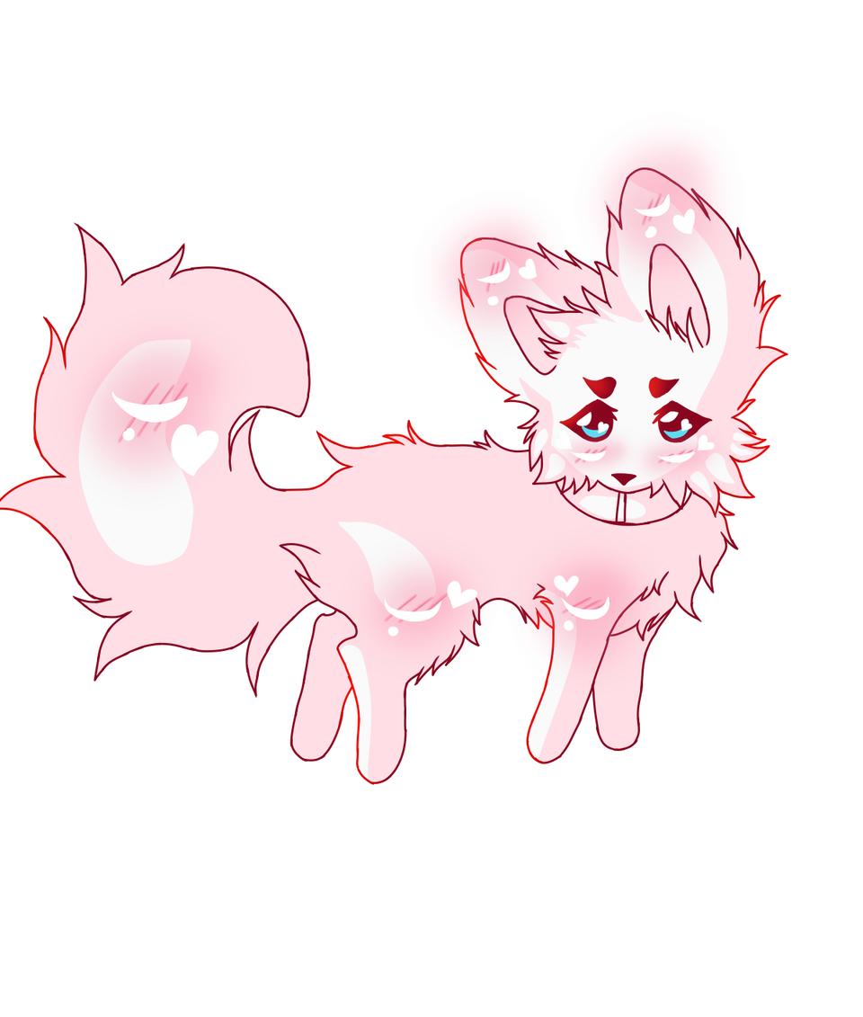 Illust of ꧁ঔৣ☬✞B乇尺几卂ㄥᗪ✞☬ঔৣ꧂ medibangpaint cute drawing rosado original pastel