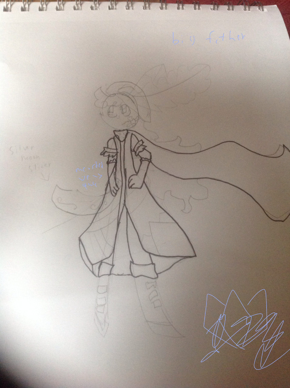 the wonders wip of the lapis lady Illust of Hoshi travels the cosmos medibangpaint