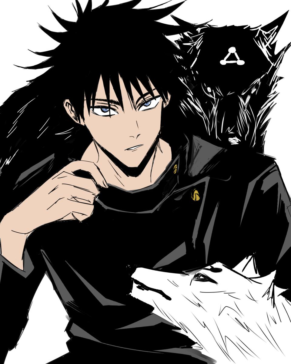 Megiumi Fugoshiro Illust of -shiteru- JujutsuKaisenFanartContest 2021 anime JujutsuKaisen