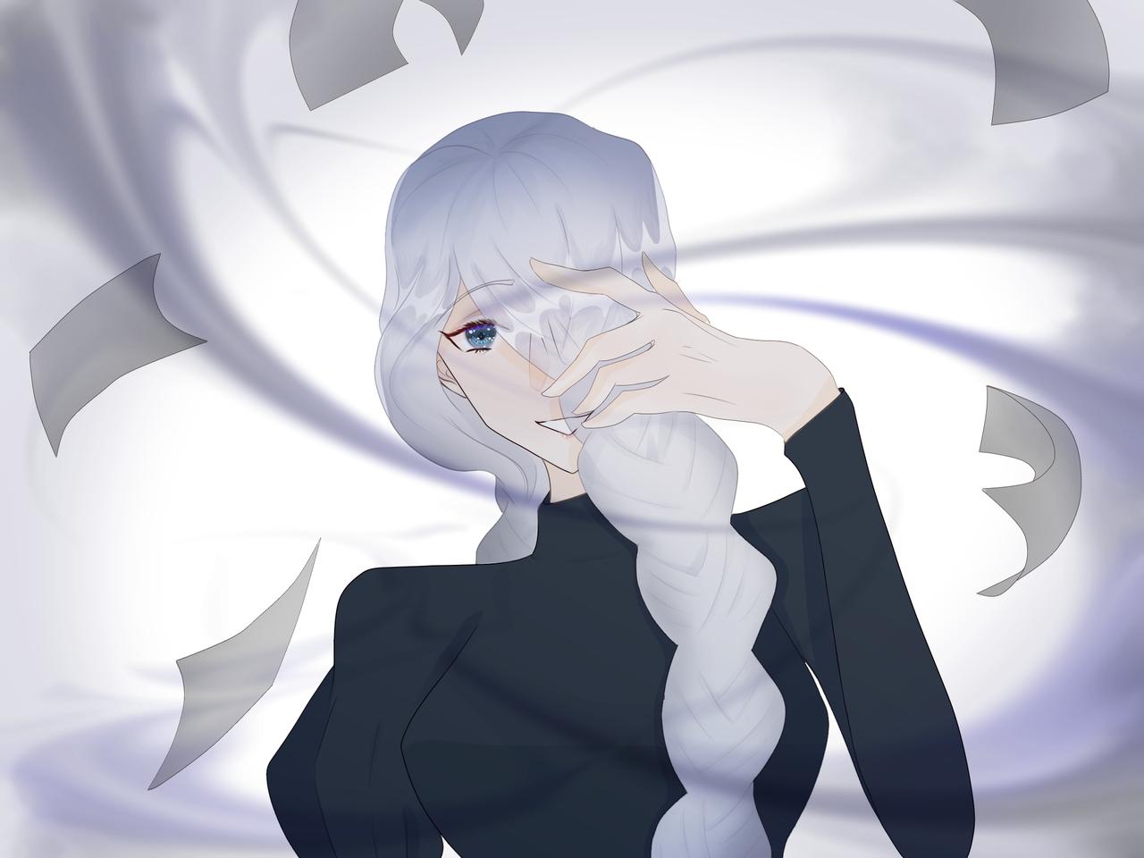 冥さん Illust of 枯傘☂️ JujutsuKaisen 冥冥