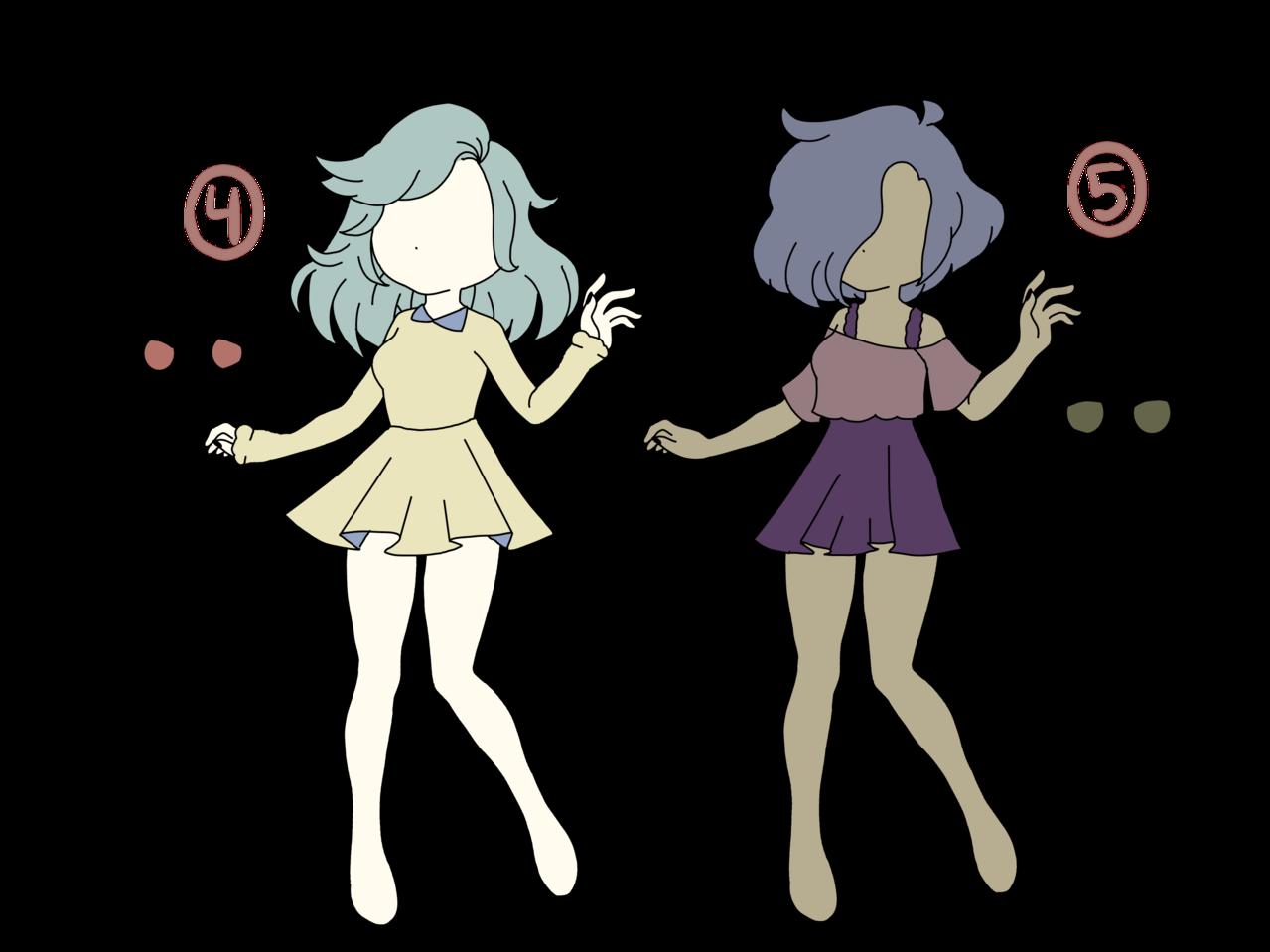 Adopts (read des)  Illust of Pastel//Virgil•Mode Adoptable medibang Adopts DTA