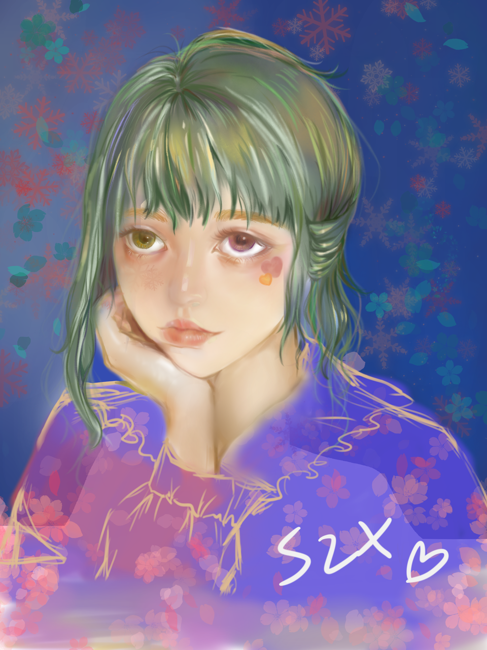 新手上路 Illust of szx medibangpaint