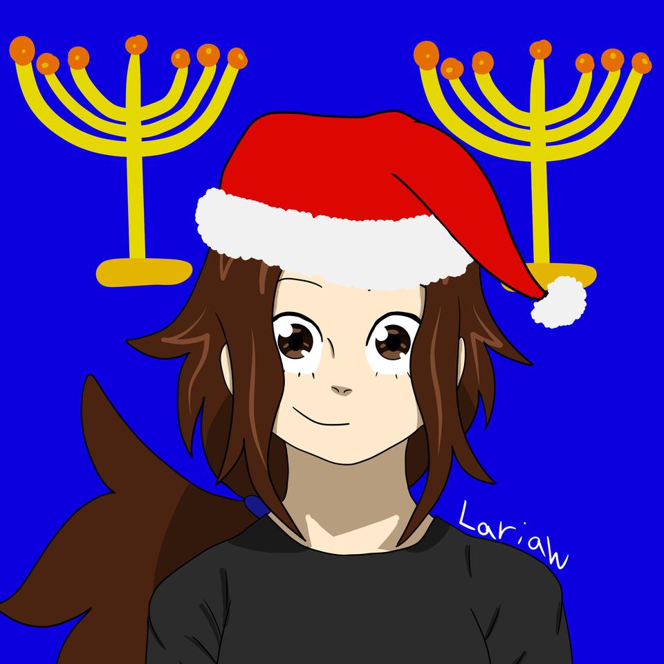 ¡Feliz Navidad 🎄 y Hanukkah 🕎!