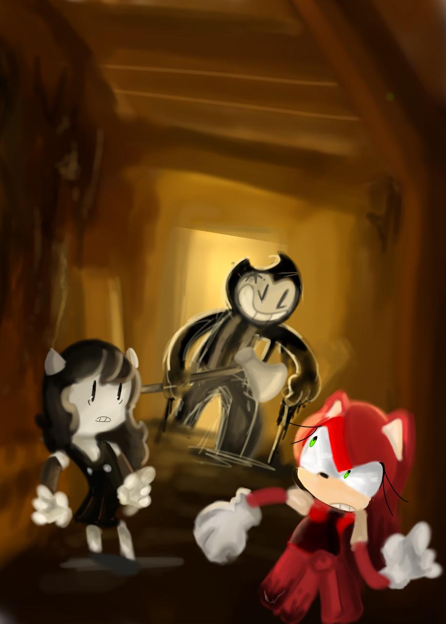 para el concurso de Andrea the cat Illust of >♡♥️Ňaømï♥️♡< medibangpaint