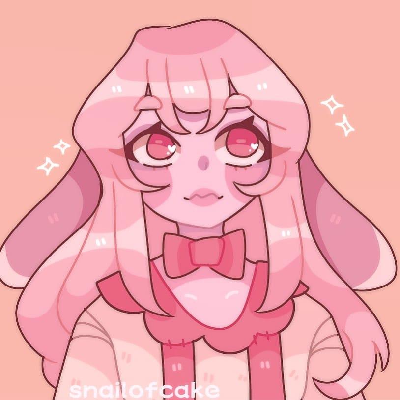 My Melody! Illust of snailofcake original sanrio art aesthetic pastel cute anime Melody Artwork kawaii