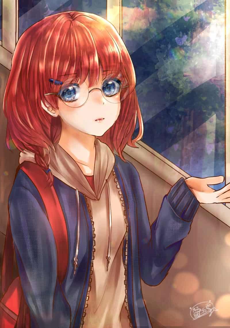 赤 Illust of 蘿瑪(夢語楓楓) ARTstreet_Ranking woman 女子高生 女生 なにこれかわいい original girl artists ふつくしい cute