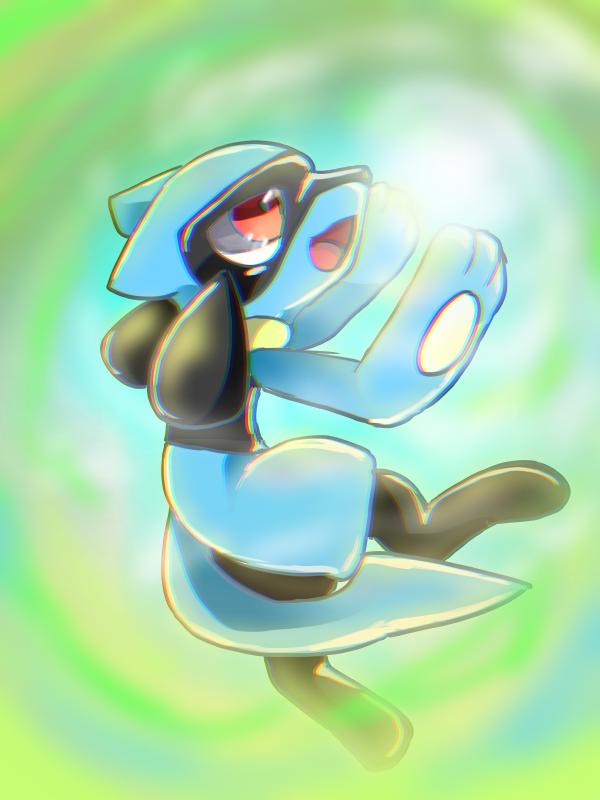 りおる Illust of 🐍アロ pokemon Riolu