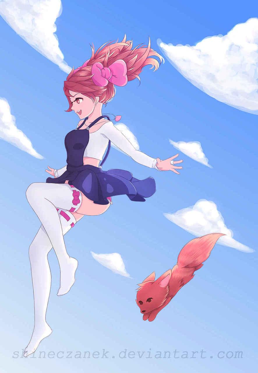 Jump! Illust of Czanek manga drawing medi anime bang