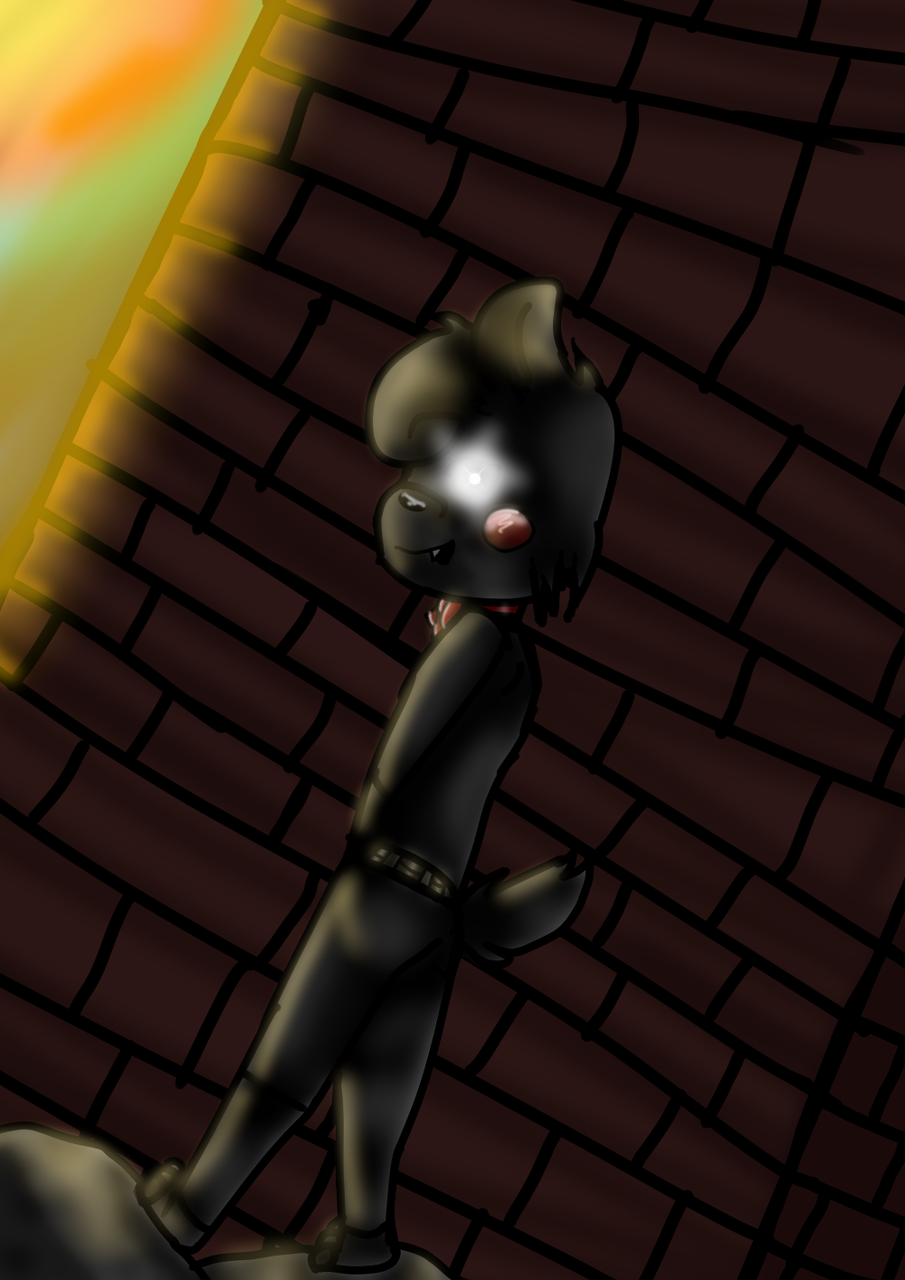 lefty from fnaf 6 - Dylan_a_boi | Illustrations - ART street