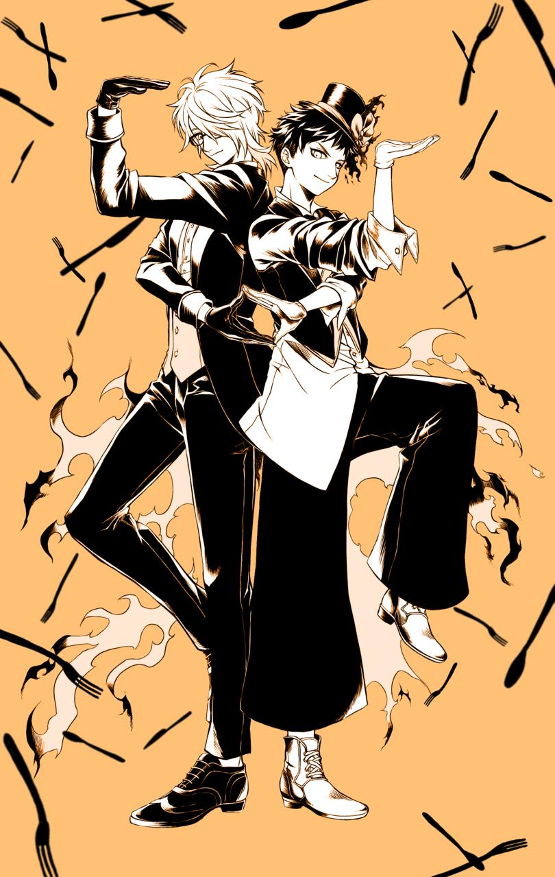 掌ダンス Illust of 井上七角 MonsterZMATE
