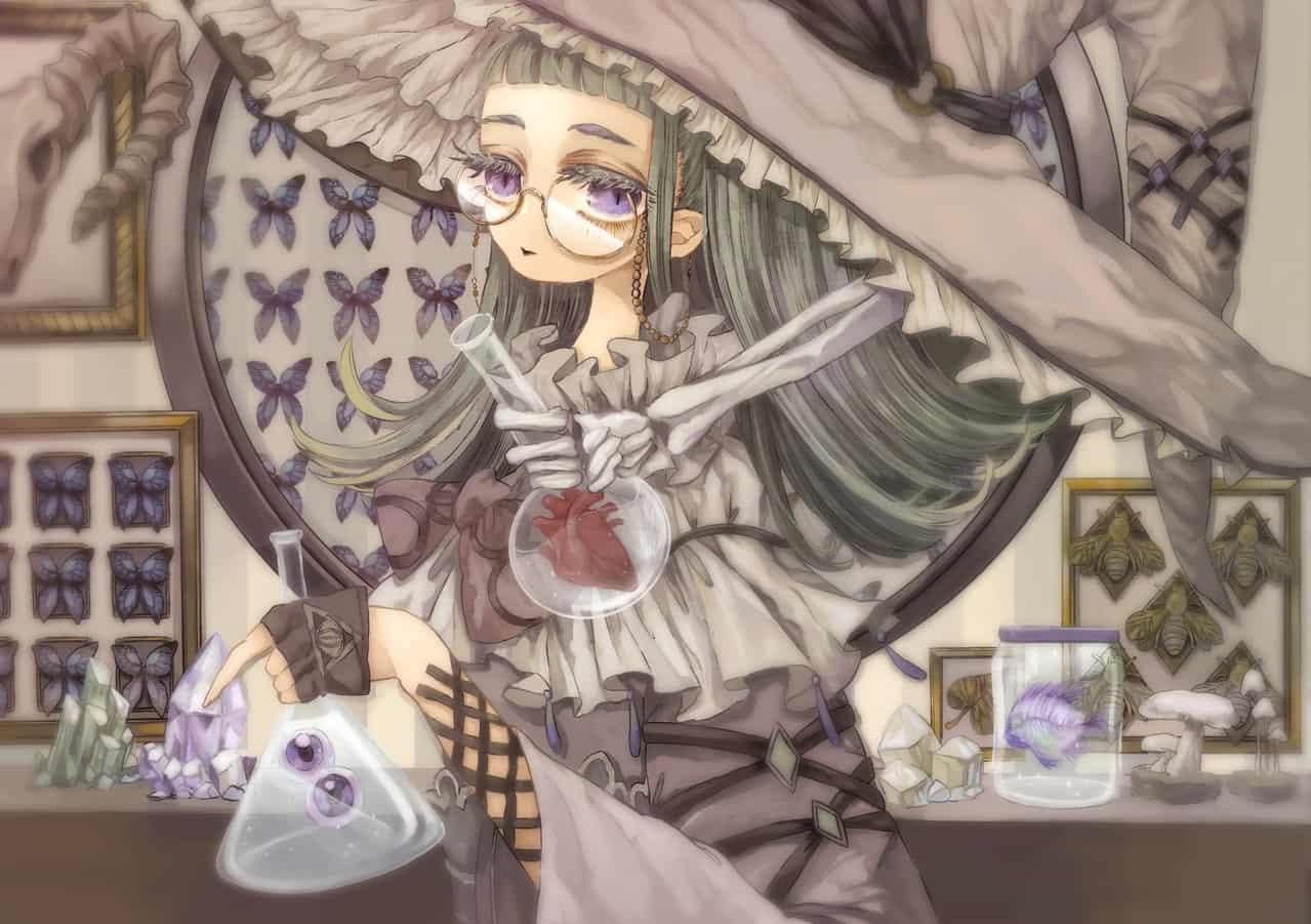 生きるために Illust of あり witch original
