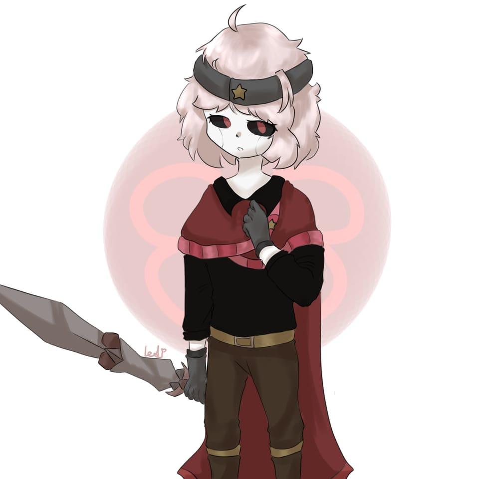 RQ 1 Illust of Ledi_=) Squidkid64 request Skeleton