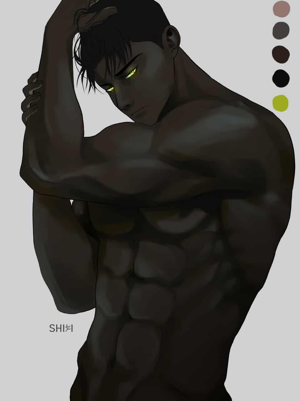 Handsome-san