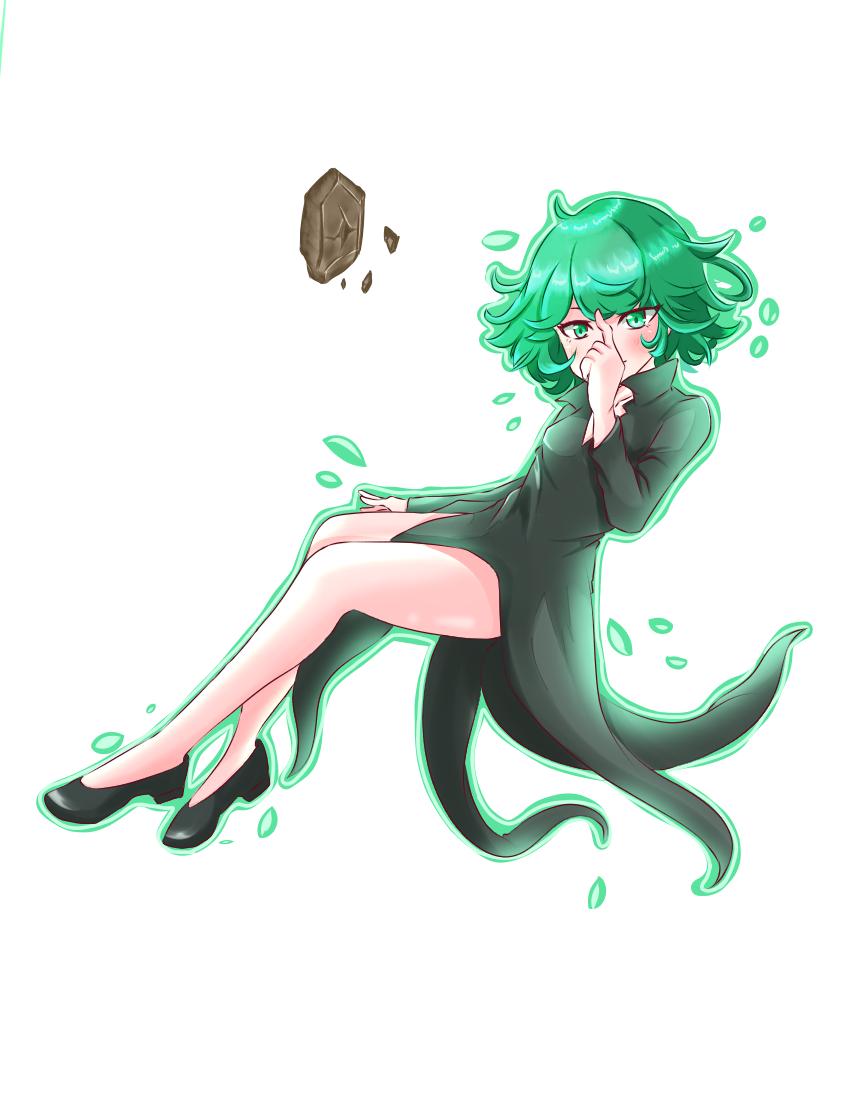 タツマキ Illust of 貞子の孫(名探偵) medibangpaint