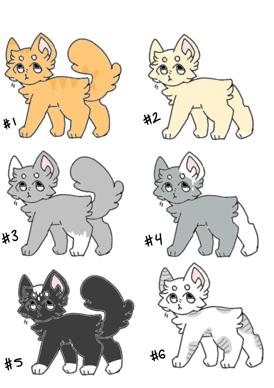 Adopts (Batch #2)