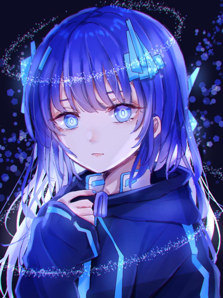 あお Illust of ペニーパニー girl original