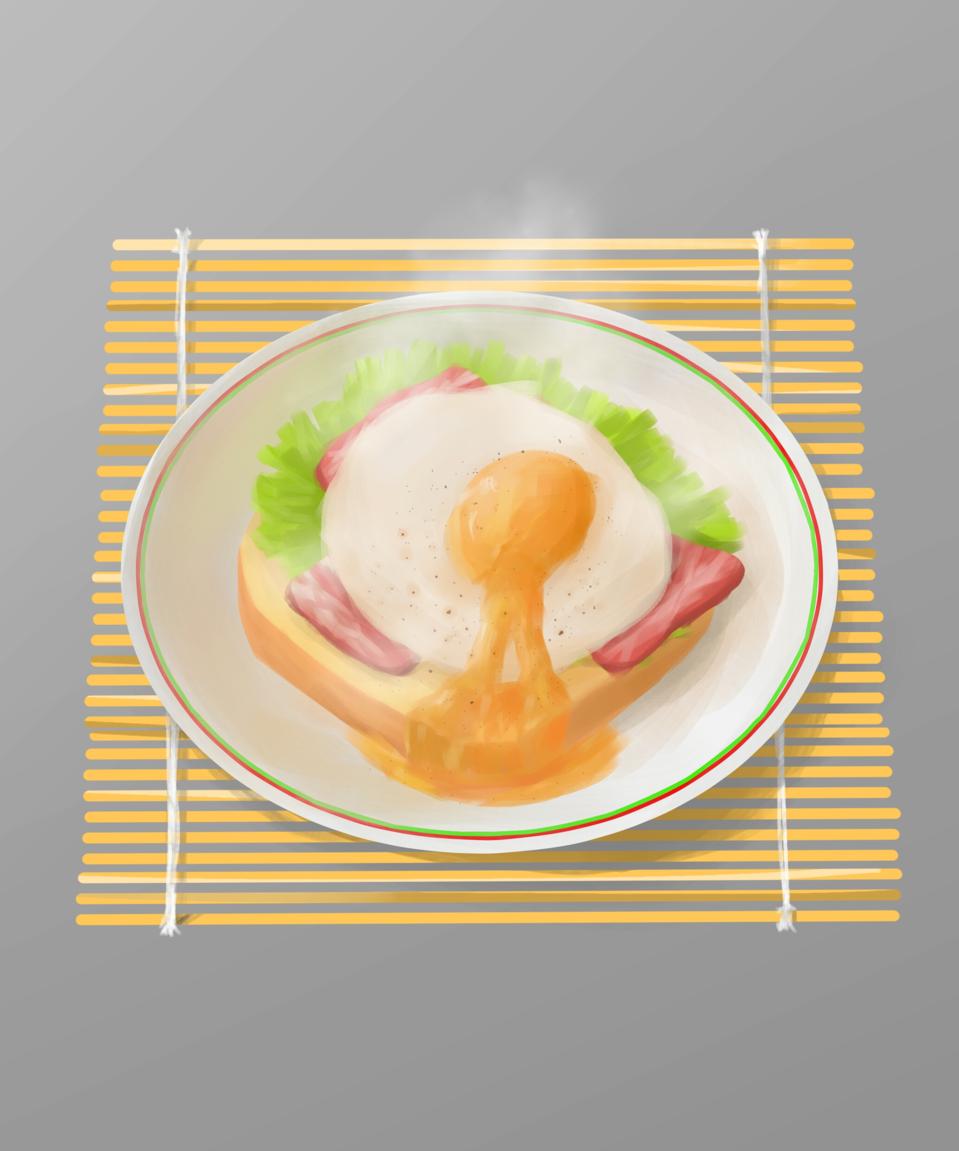 Illust of Inxzia October2020_Contest:Food medibangpaint food