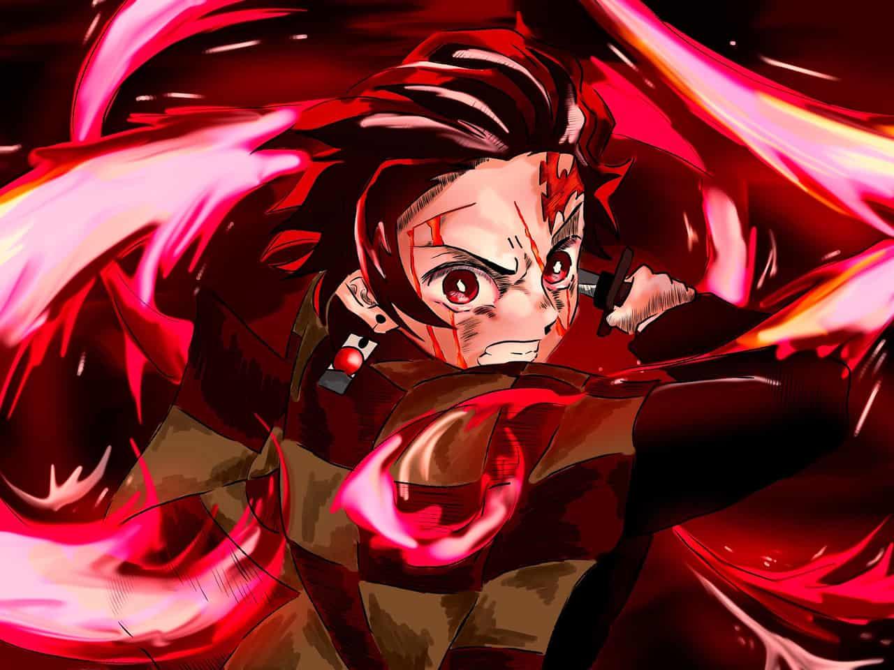 귀멸의 칼날 탄지로  Illust of Hanabii DemonSlayerFanartContest vampire KimetsunoYaiba anime KamadoTanjirou