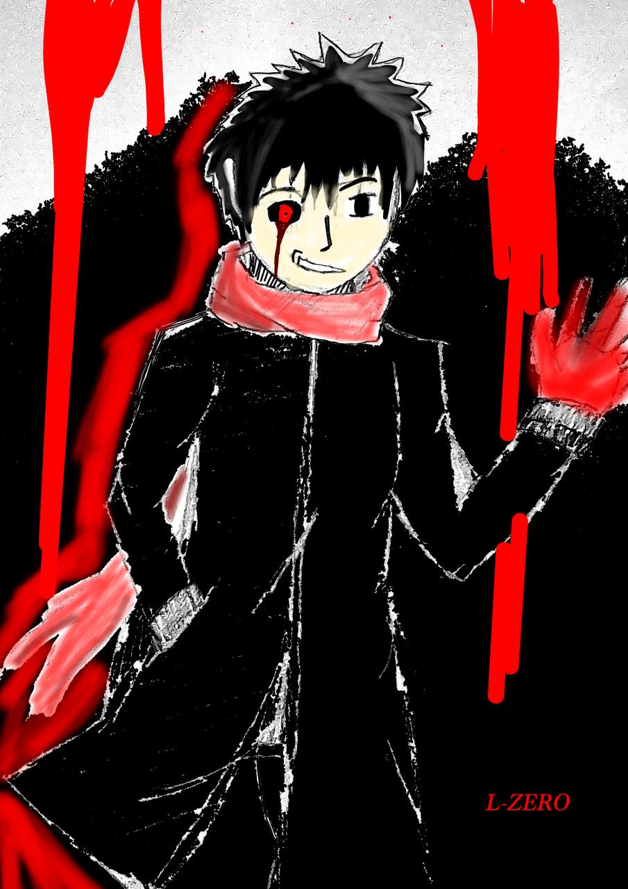Death  Illust of L-ZERO jumppaint