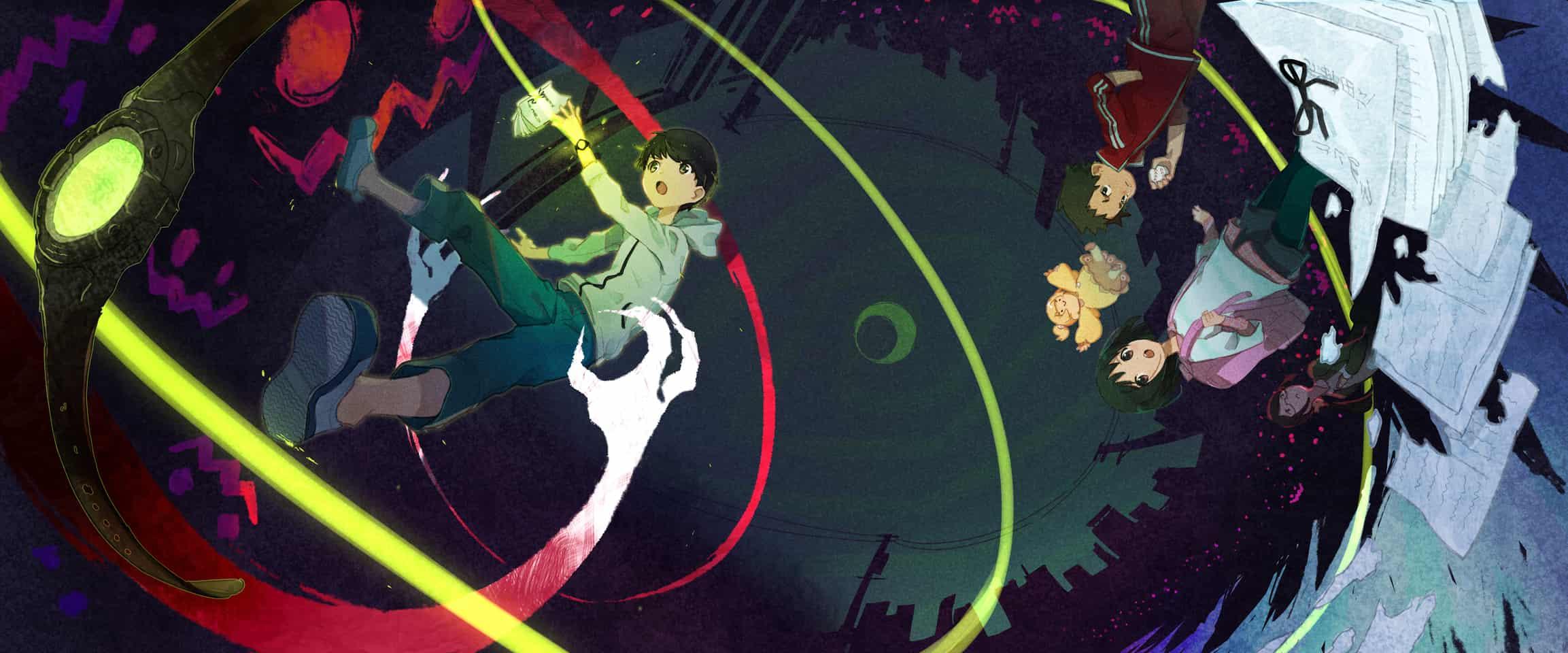 『ぐるりと』 Illust of うらべ Spinning_contest