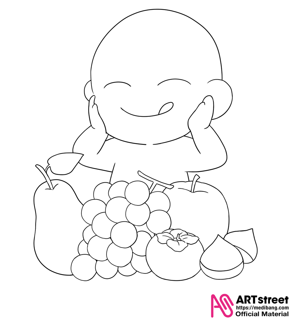 【公式】トレスde描こう!-第38弾-/Trace&Draw【Official】 no.38 Illust of ART street The_Challengers 公式トレス素材 トレス素材 Trace&Draw【Official】