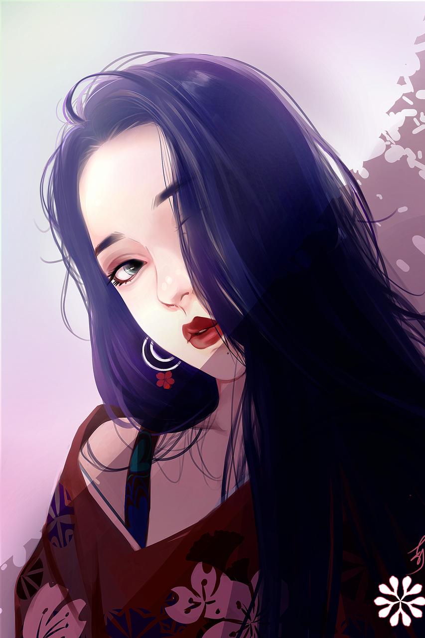 等待 Illust of 画江湖 kyoto-illust2019 medibangpaint