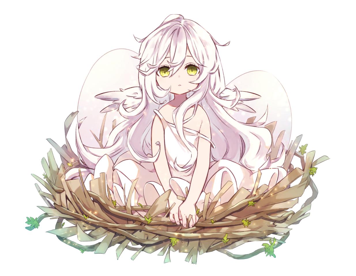 誕生 Illust of 十悠 March.2020Contest:Easter girl original