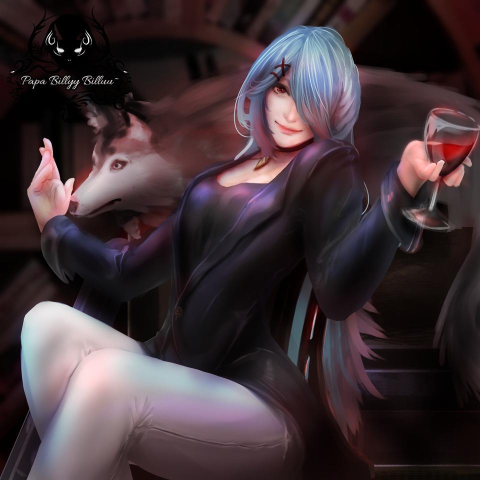 Yuuki~ Illust of PapaBillyyBilluu medibangpaint