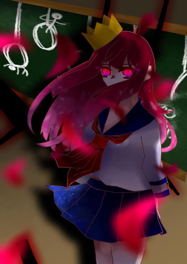 クラスの姫