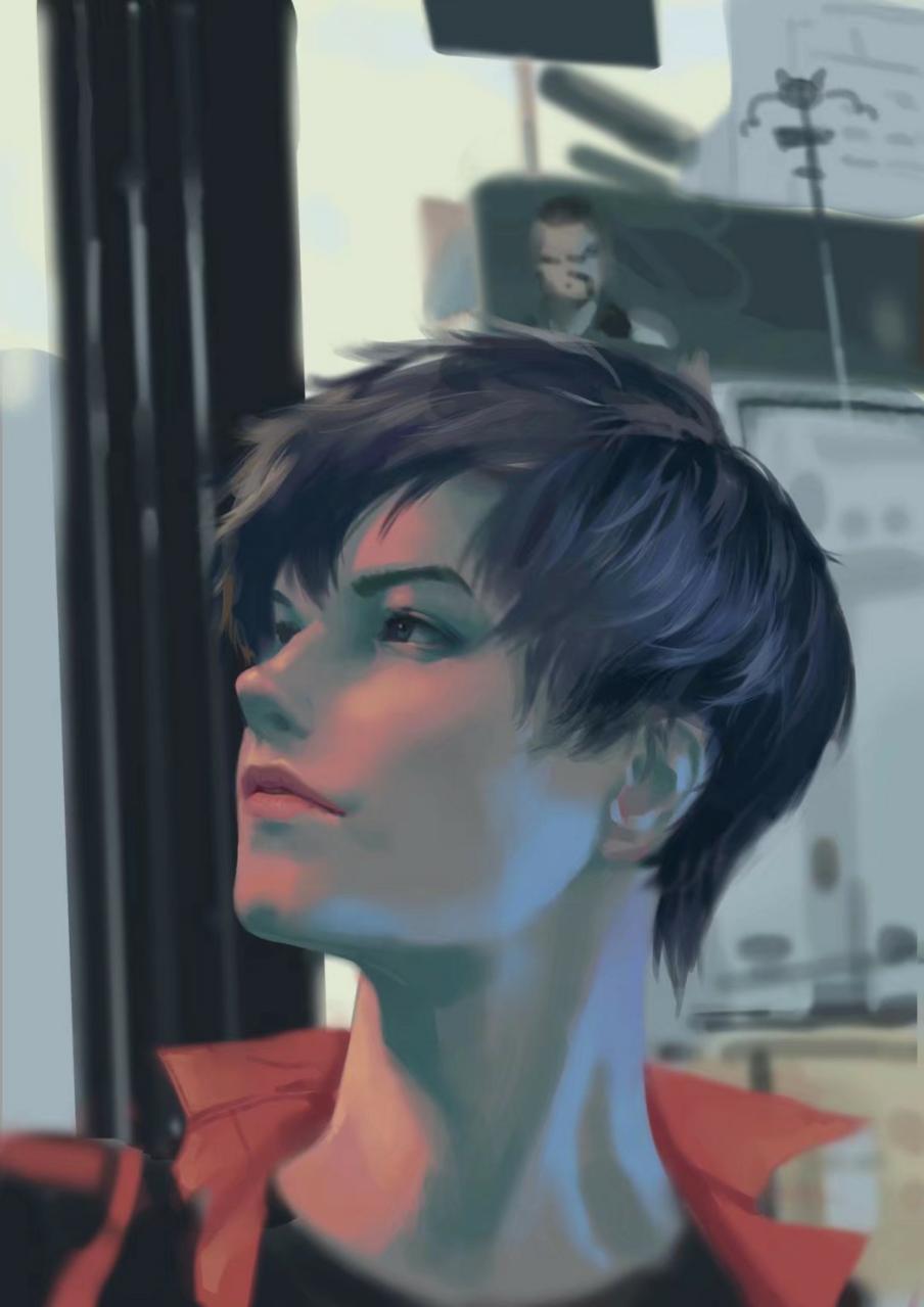 Illust of b站cm羊 medibangpaint boy