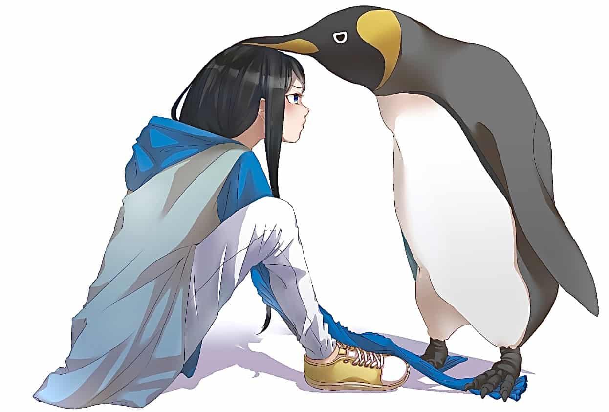 ズガタカイ Illust of syu Penguin おんなのこ oc