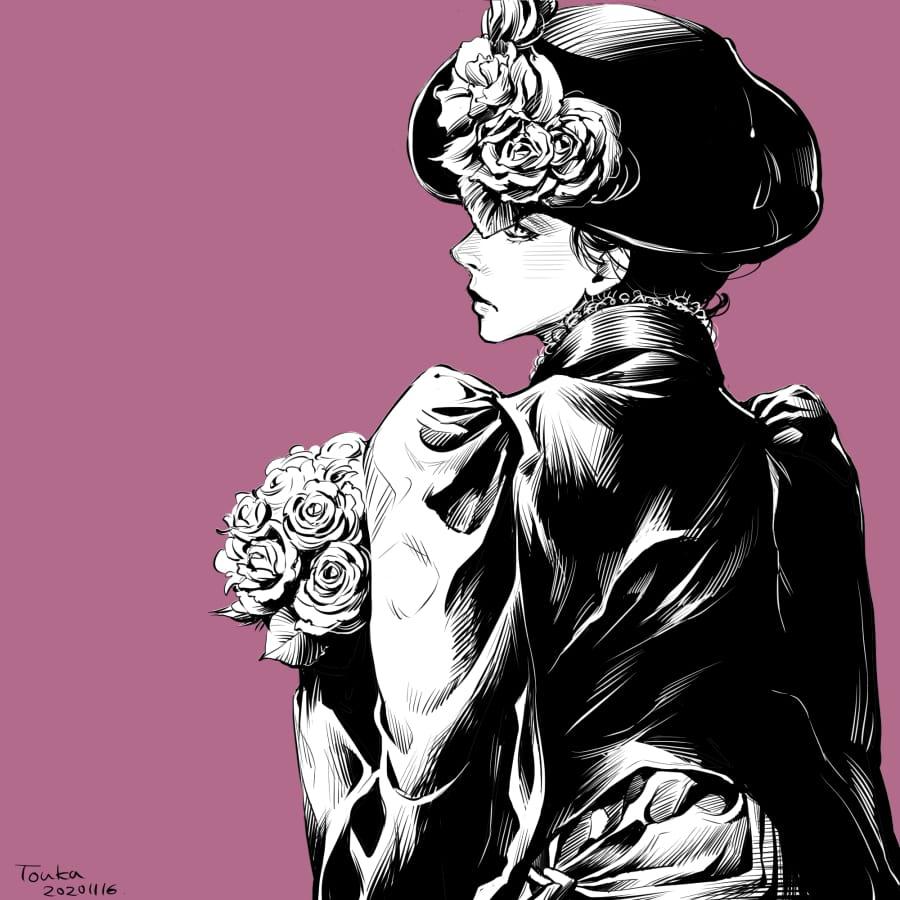 アイリーン Illust of 橙香 digital ペン画 illustration