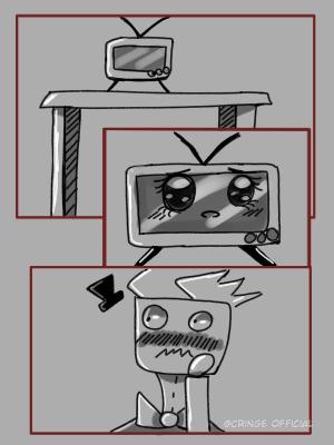 @Local depressed idiot (simp) Illust of Cringe Official{Turkey Lord🦃} comedy romance Comics 🚶♀️ shitpost medibangpaint funny Vex