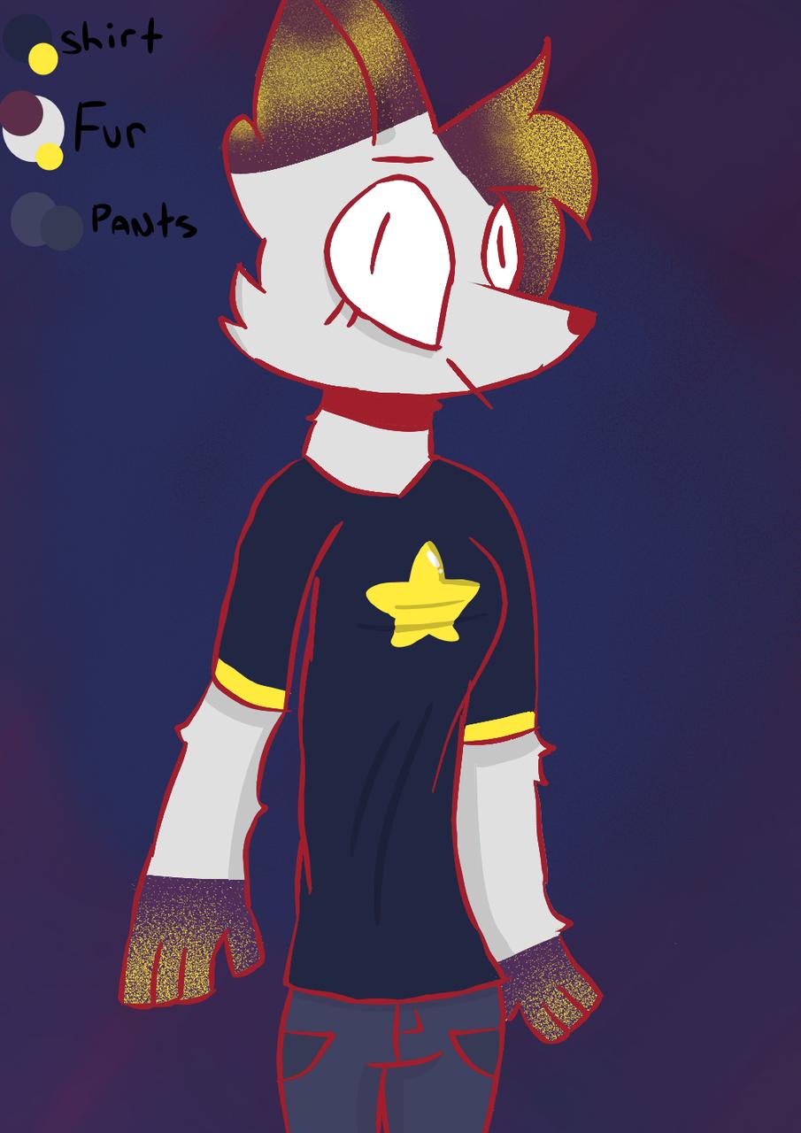 A furry! (dont got a name, read desc!) - Aurora