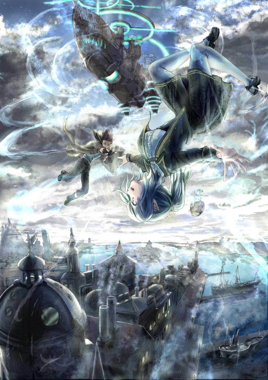 オリジナル Illust of 沼野ぬー fantasy original