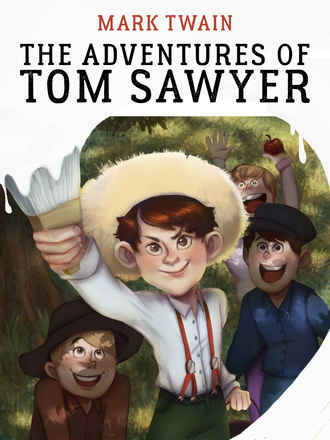 x2nat/The Adventures of Tom Sawyer