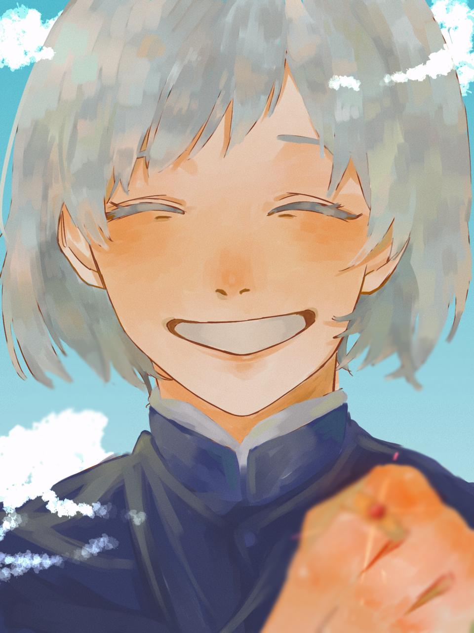 ソフィ Illust of 喜怒哀楽 impasto girl HowlsMovingCastle キラキラ illustration 描いてみた ソフィ smile