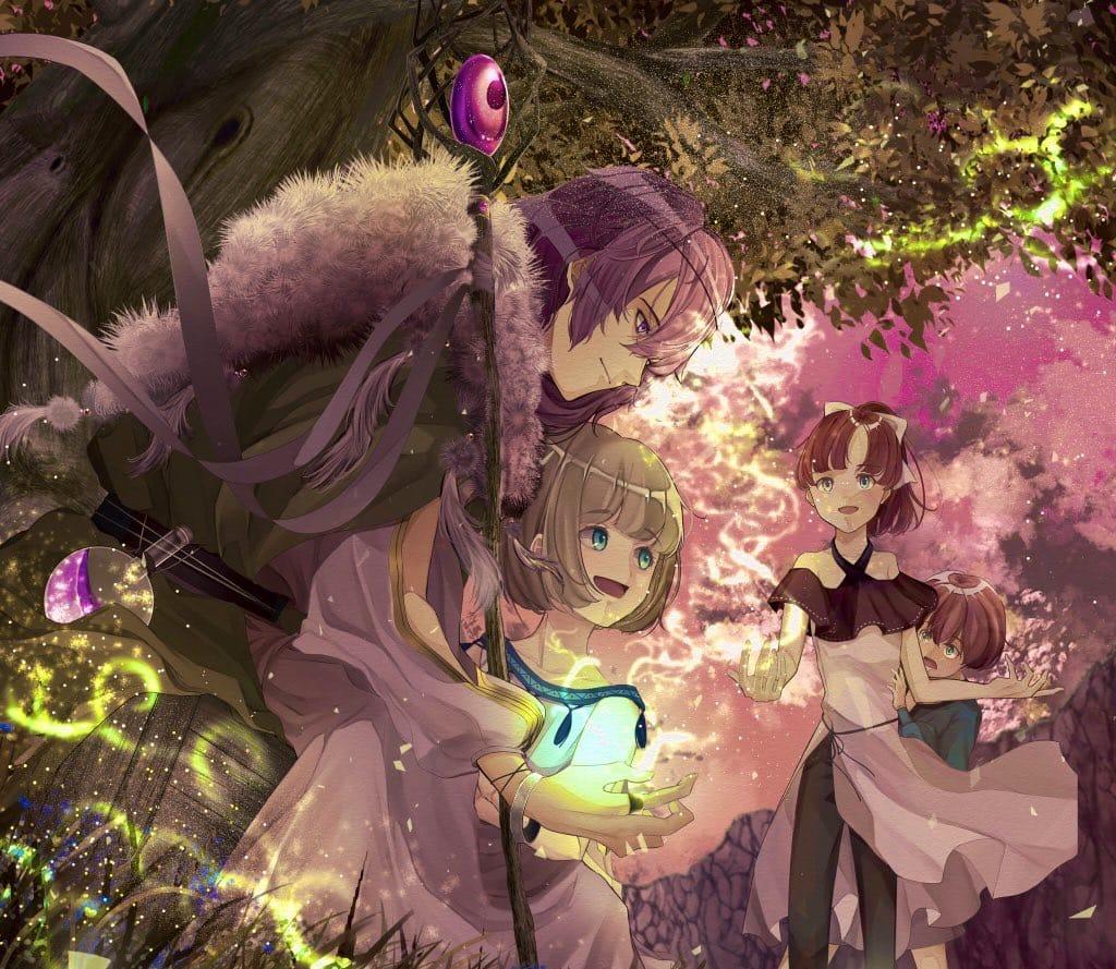 魔法 Illust of sui fantasy 魔法