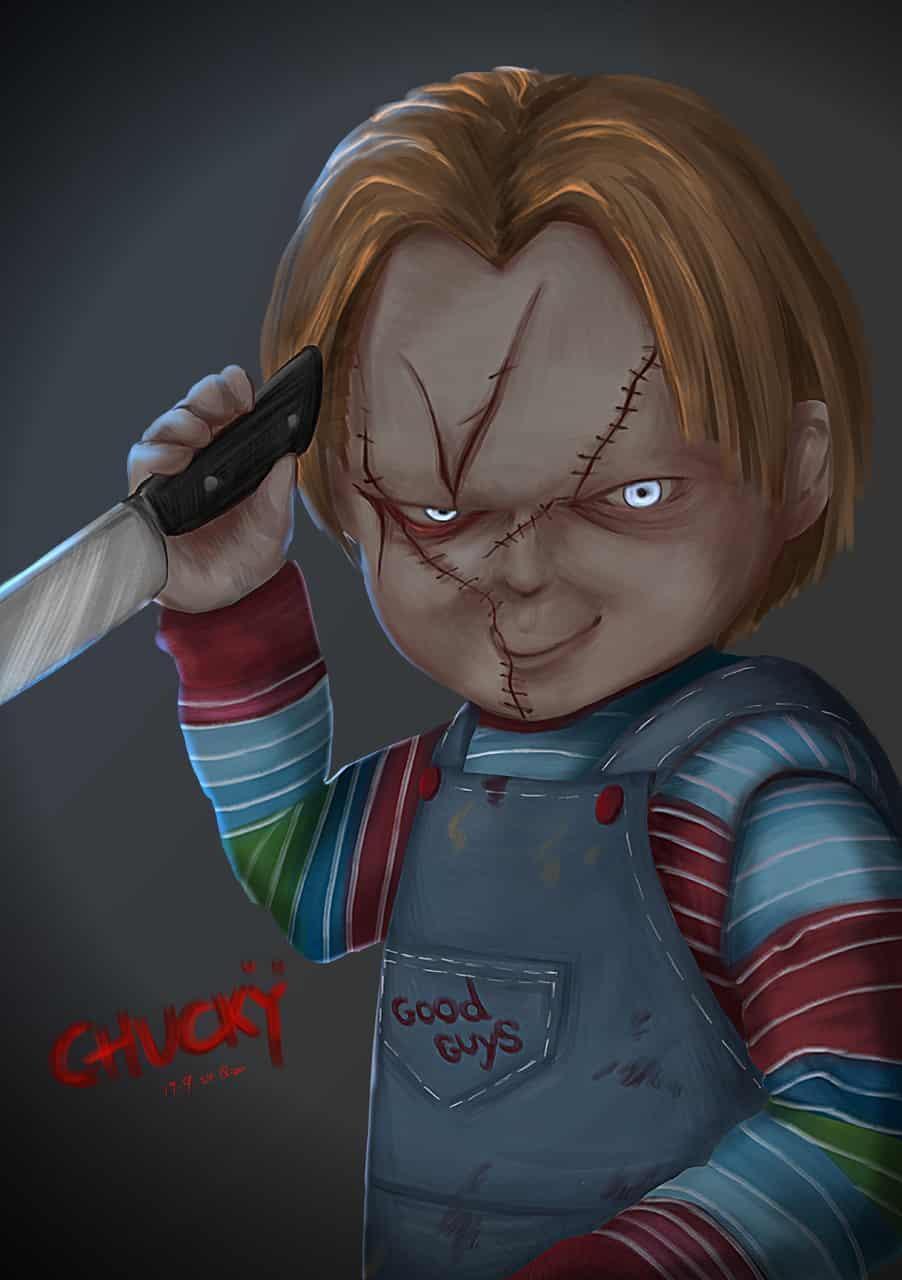 CHUCKY:)
