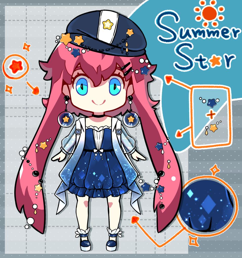Summer Star★Medi醬!/Walilay
