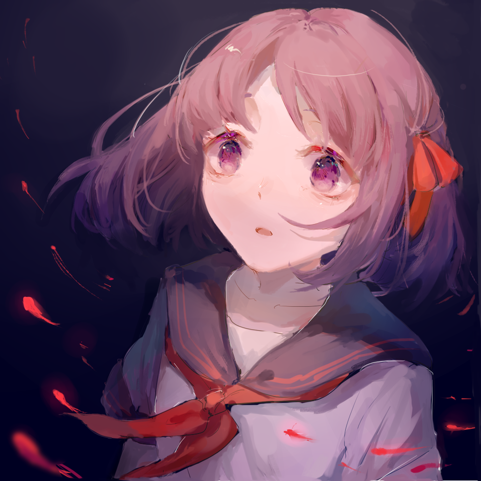 真依 Illust of 沵沵 girl 四目神