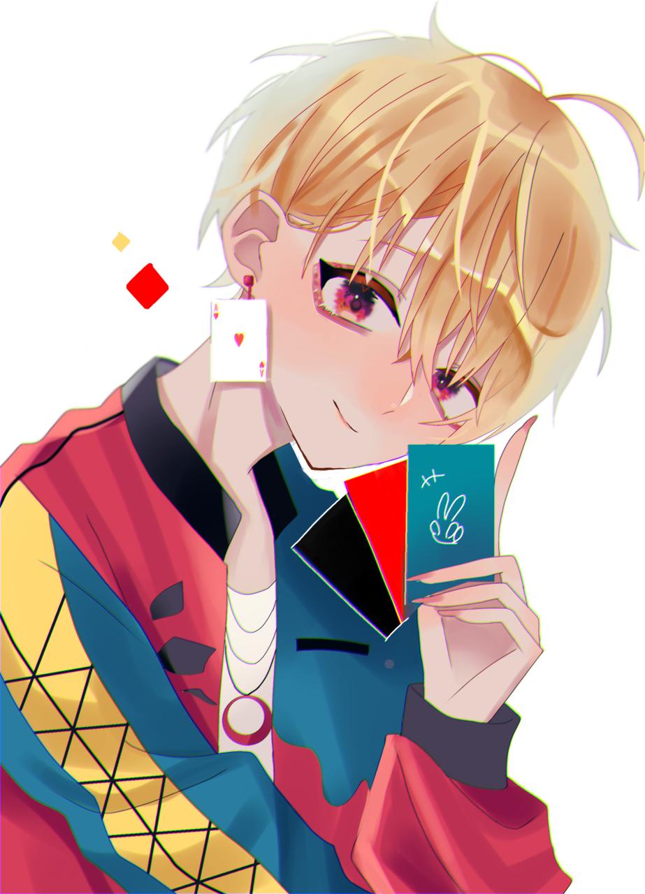 Illust of ゆぎ digital illustration boy original oc