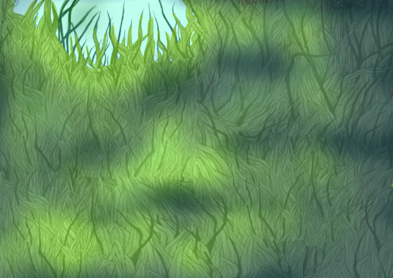 pasto de dia Illust of Addy🌸 medibangpaint dia césped verde pasto hierba