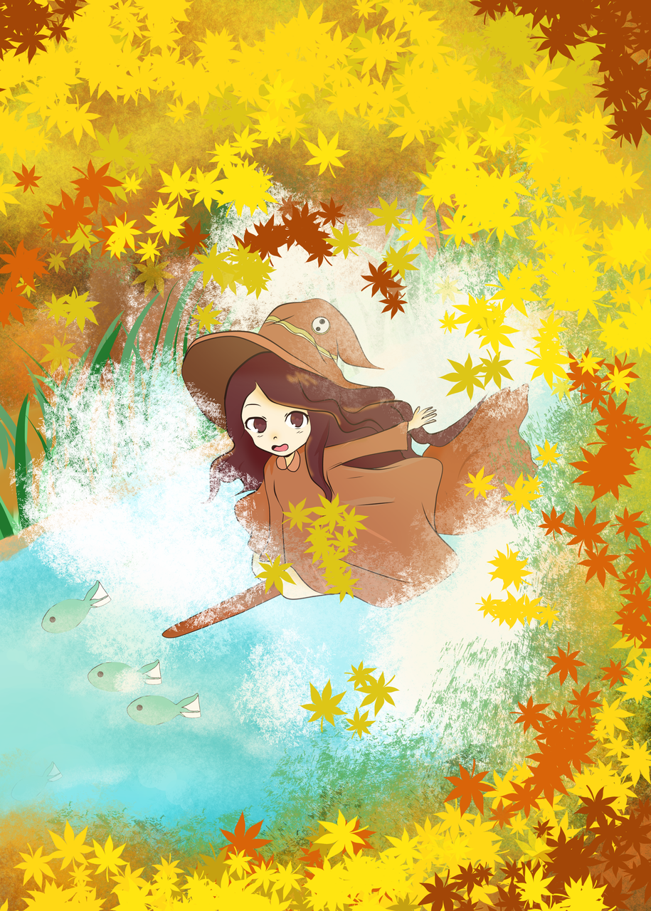 welcome autumn september´s