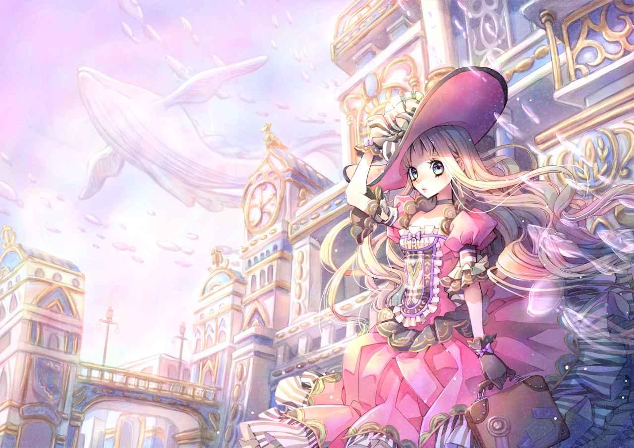 ほんの少し遠い街 Illust of 余史子三 MediBangPaintPro anime add medibangpaint artists