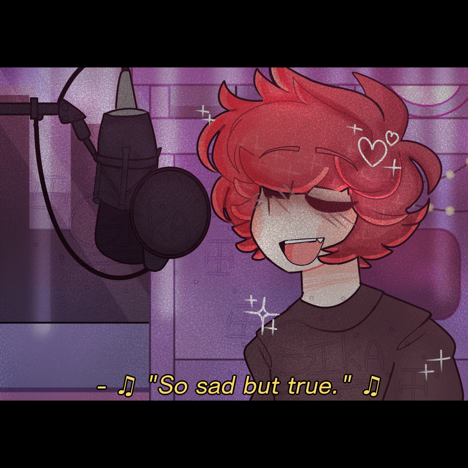 Oh and he sings too