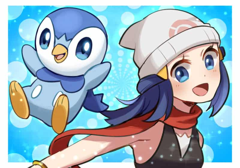 ヒカリ Illust of ゆる pokemon